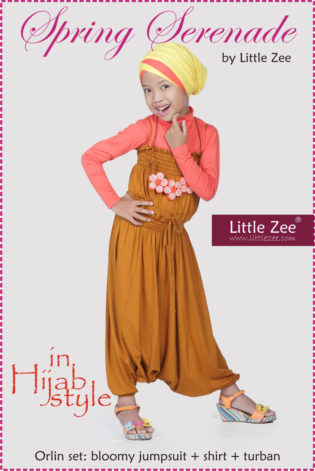 Zea Orange