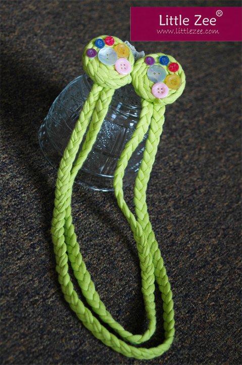 Kalung bros hijau