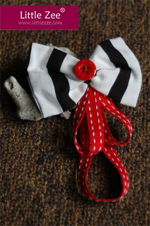 Brooche Bow & Lining
